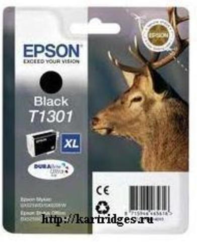 Картридж Epson T13014010