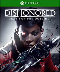 Xbox One Dishonored: Death of the Outsider (русская версия)