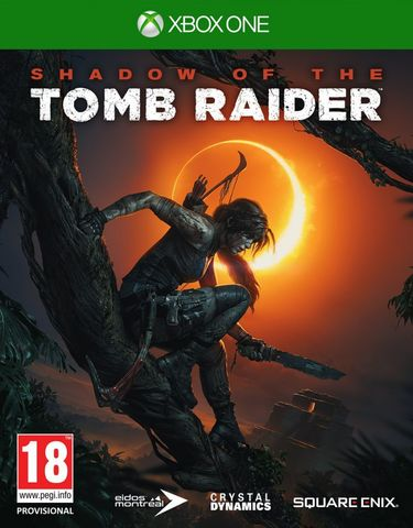 Xbox One Shadow of the Tomb Raider (русская версия)