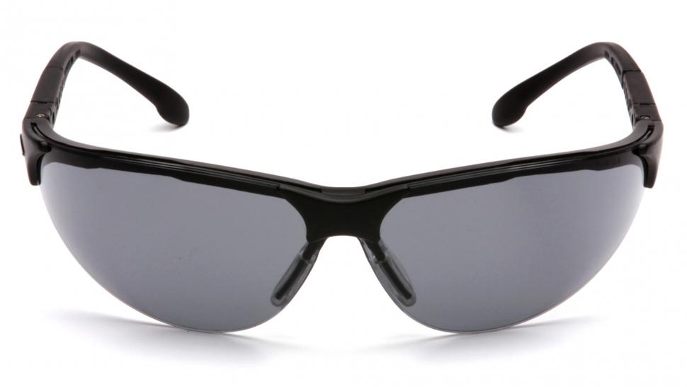 Очки баллистические стрелковые Pyramex Rendezvous SB2820S серые 23%