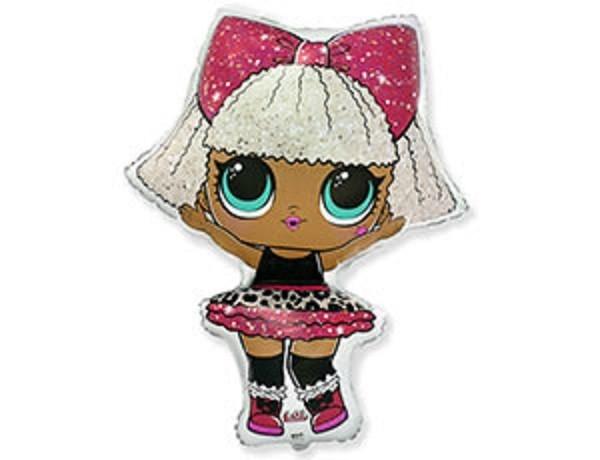 Фольгированные шары Фигура Куклы ЛОЛ DIVA 17776.0x500.jpg