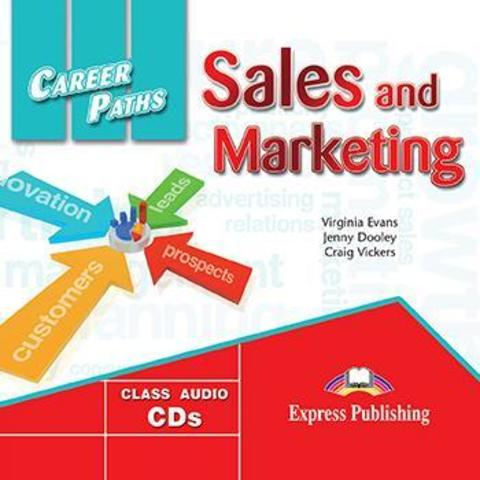 SALES AND MARKETING Class CDs (set of 2)