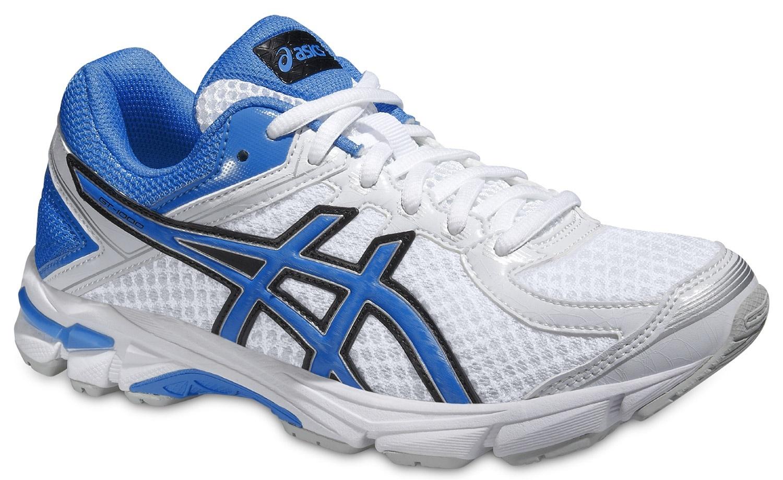 Детские беговые кроссовки Asics GT-1000 4 GS (C558N 0139) белые фото