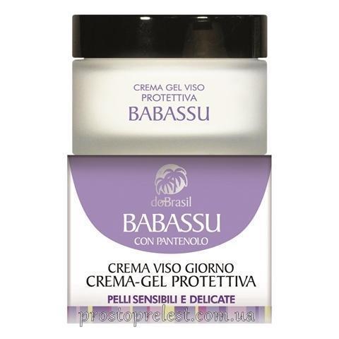Dobrasil crema-gel viso protettiva babassu - Дневной защитный крем-гель с маслом бабассу