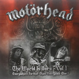 Motorhead / The World Is Ours - Vol 1 (Everywhere Further Than Everyplace Else) (2LP)