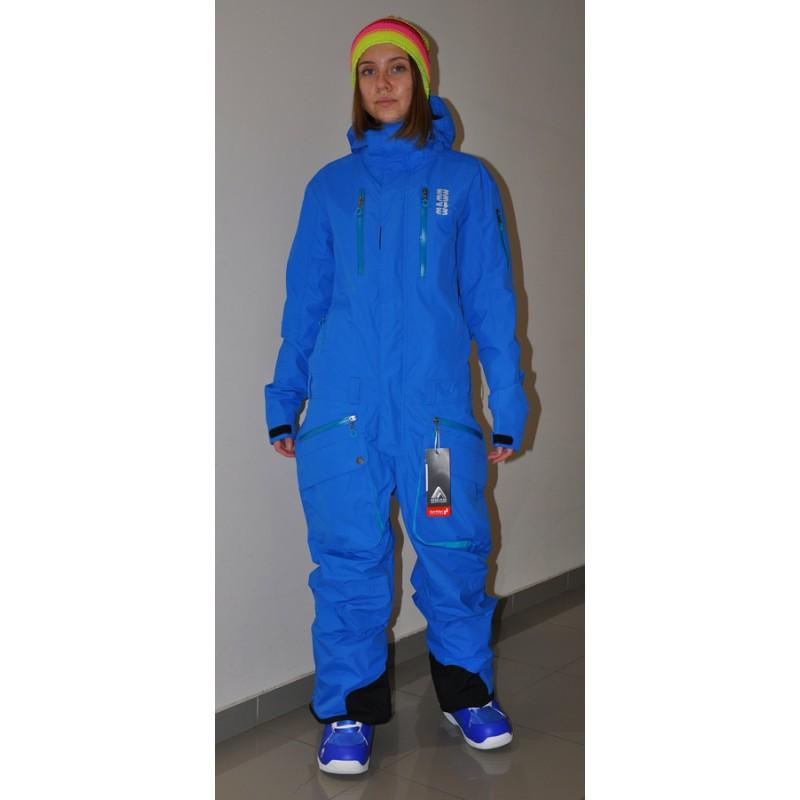 Мужской горнолыжный комбинезон 8848 Altitude Monster Blue (784433) фото