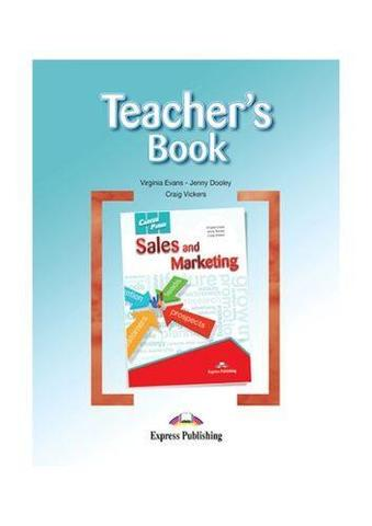 SALES AND MARKETING Teacher's Book - книга для учителя