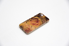 Чехол для iPhone 5 / 5S мягкий силикон с ламинированным принтом №31