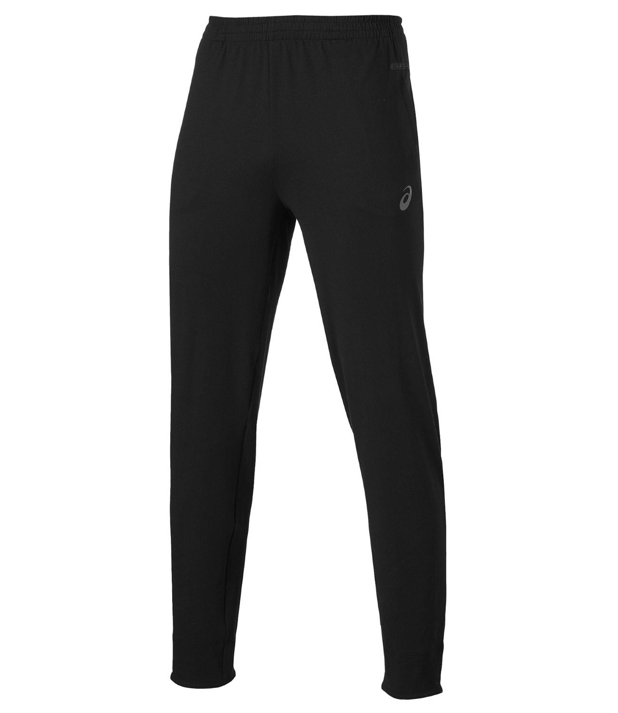 Мужские тренировочные штаны Asics Knit Pant (125071 0904) черные
