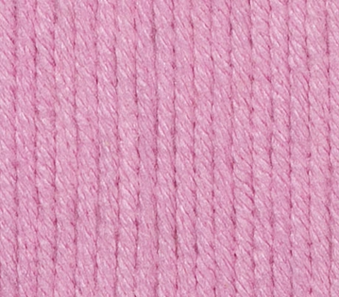 Пряжа Gazzal Baby Cotton 3422 розовый