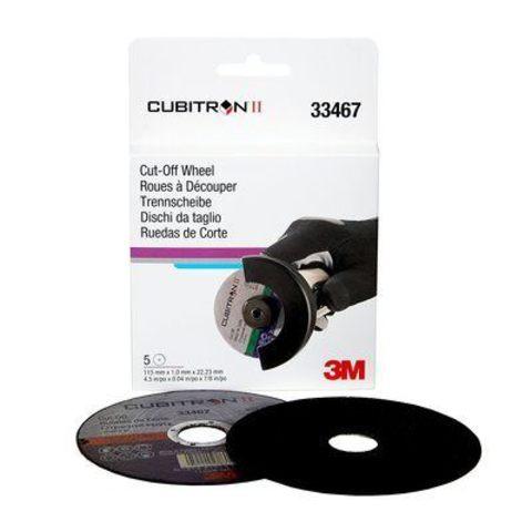 3М Диск  Cubitron™ II, отрезной,  115 x1 x22,23mm,