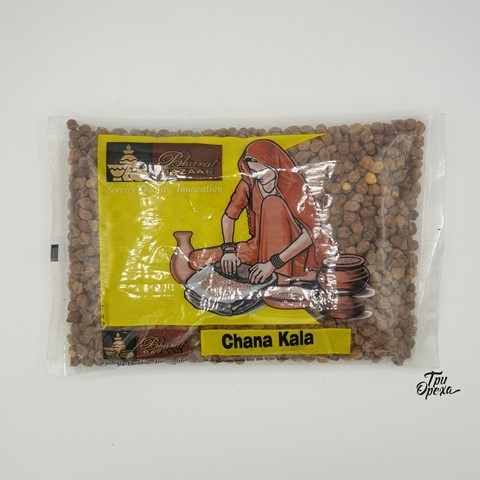 Нут коричневый Bharat Bazaar, 500 гр