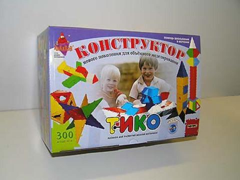 Трансформируемый Игровой Конструктор для Обучения (ТИКО)