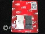Тормозные колодки TRW Yamaha TZR FZR FZ6 YZF TDM FJR XJR XV MCB611CRQ
