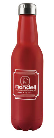 RDS-914 Термос Rondell Bottle Red 0.75 л,  купить