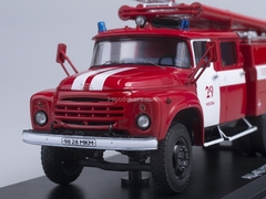 ZIL-130 AC-40 63B PCh-29 Moscow 1:43 Start Scale Models (SSM)