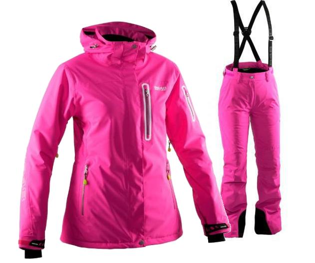 Женский горнолыжный костюм 8848 Altitude Aruba/Winity (flox)