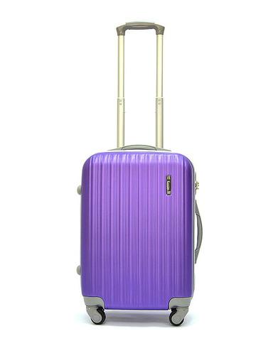 Чемодан Ananda APL-833-FIOL-L Фиолетовый