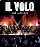 Il Volo / Live From Pompeii (DVD)