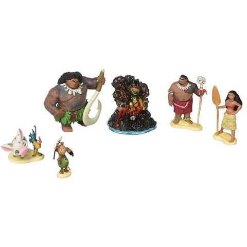 Дисней Моана Игровой набор из 6 фигурок