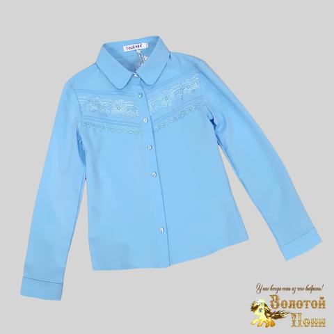 Блуза девочке (116-128) 200709-OF-211S