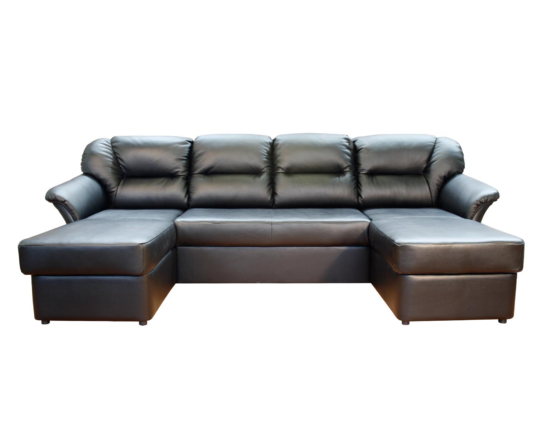 Глаффи-2 П-образный диван 1я2д1я