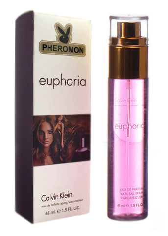 Парфюм с феромонами Calvin Klein Euphoria Woman 45ml (ж)