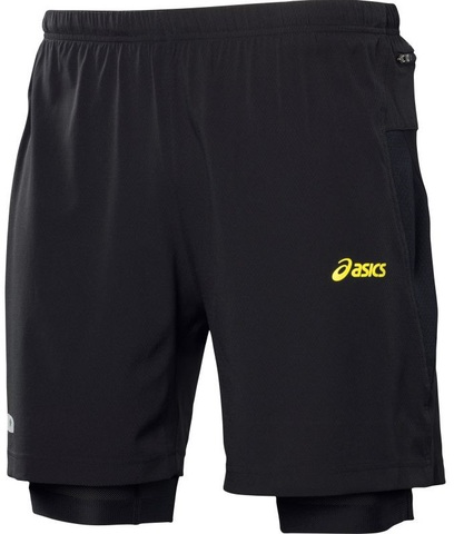 Шорты Asics M's Fuji 2 in 1 Short мужские