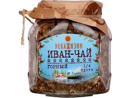 Иван-Чай горный, 112г