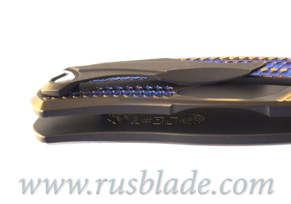 Shirogorov CUSTOM F95 Violet Firedrake project