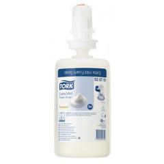 Картридж с жидким мылом Tork S4 Ультра-мягкое пена без запаха 1л.520701