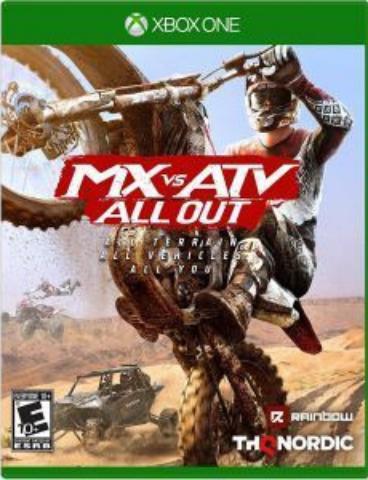 Xbox One MX vs ATV All Out (русская версия)