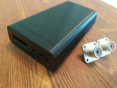 Automatic Antenna Tuner 7x7 (ATU-100 mini by N7DDC)