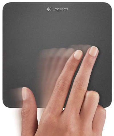 LOGITECH T650 Rechargeable Touchpad