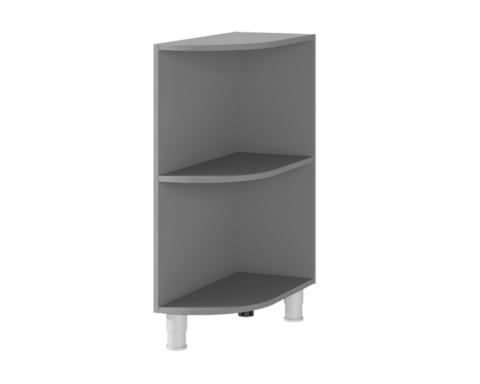 Шкаф угловой открытый напольный (300*820*600) 3УР