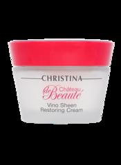 Chateau de beaute vino sheen restoring cream - Восстанавливающий крем великолепие