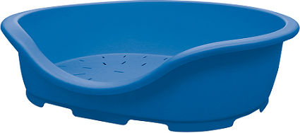 Лежанки Лежанка для собак и кошек Marchioro PERLA 4, 74х52х27 см синяя 1050403800507.png