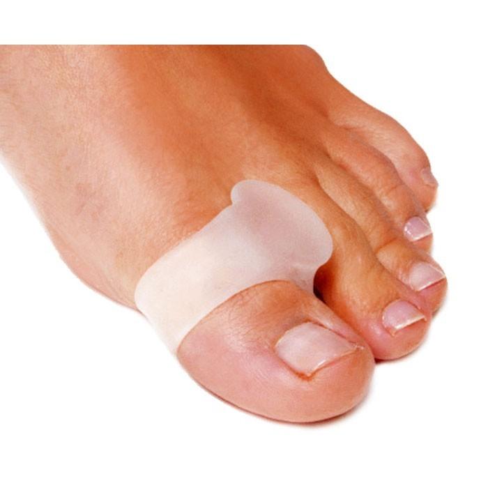 Приспособления для коррекции и защиты стопы Силиконовый межпальцевая перегородка с кольцом на первый палец стопы 204-2-700x700.jpg