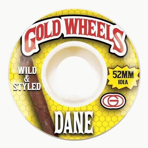 Колёса GOLD WHEELS Woods Dane 101A