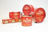 Тунец Callipo Иелоуфин в оливковом масле 2x160 г