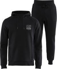 Спортивный костюм CRAFT District Black