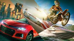 Sony PS4 The Crew 2 (русская версия)