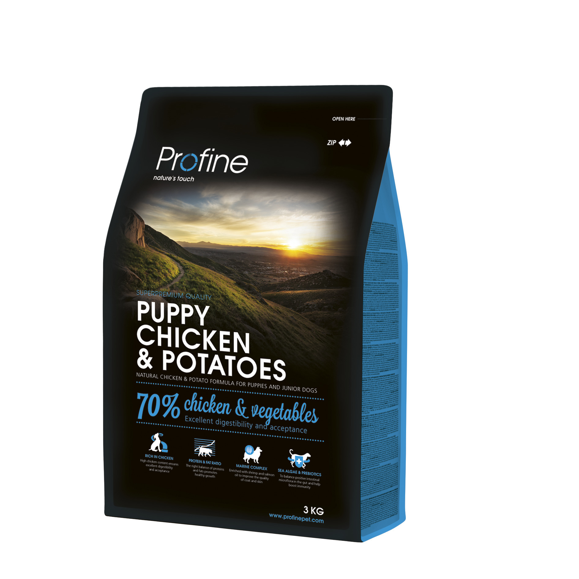 Profine Puppy Chiken and Potatos 3 kg