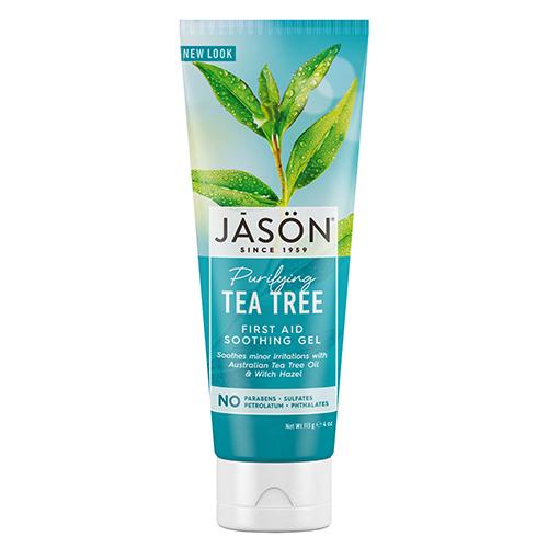 Минеральный гель с маслом чайного дерева и арникой, Jason