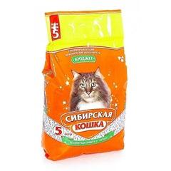 Наполнитель для кошек, Сибирская Кошка, Бюджет