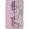 Полотенце 80х150 Cawo Noblesse 1067 Paisley розовое