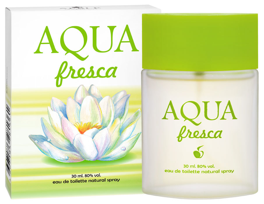 AQUA Fresca, Apple parfums