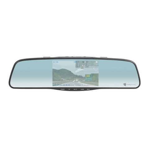 Видеорeгистратор зеркало NAVITEL MR250NV