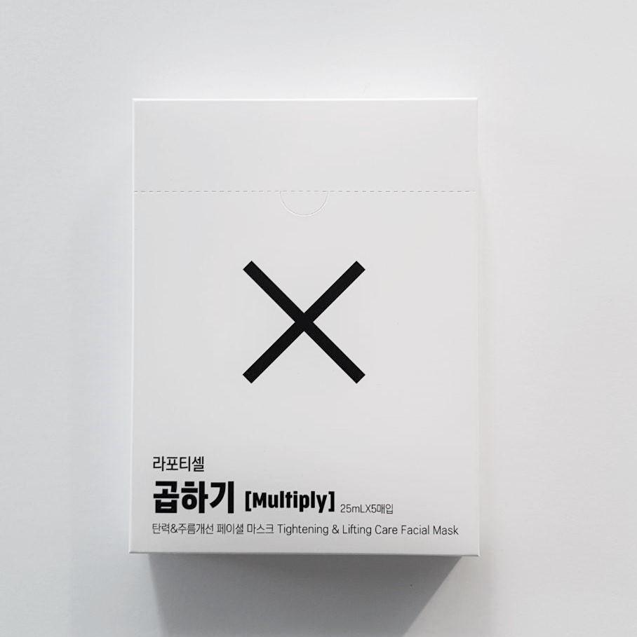 Купить Набор Антивозрастных Масок для Лица LAPOTHICELL Facial Mask Multiply 5 шт