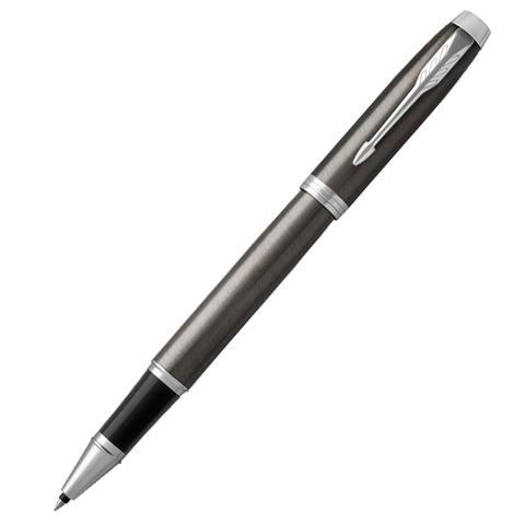 Parker IM Core - Dark Espresso CT, ручка-роллер, F, BL
